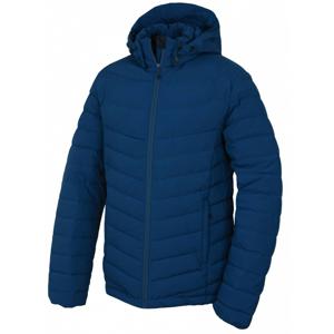 Pánská péřová bunda Husky Donnie M (2019) Velikost: XL / Barva: světle modrá