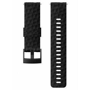Řemínek Suunto 24mm Explore 1 Silicone Strap Barva: černá
