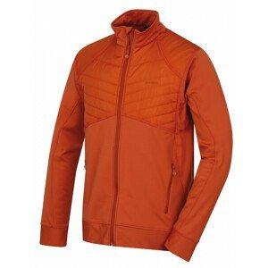 Pánská mikina Husky Airy M Velikost: XL / Barva: oranžová