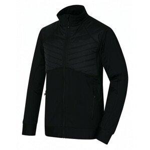 Pánská mikina Husky Airy M Velikost: XL / Barva: černá/šedá