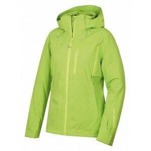 Dámská bunda Husky Montry L Velikost: XL / Barva: světle zelená