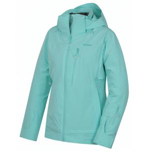 Dámská bunda Husky Montry L Velikost: XL / Barva: světle modrá