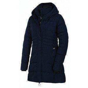 Dámský kabát Husky Normy L Velikost: M / Barva: tmavě modrá