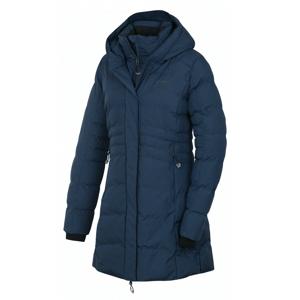 Dámský kabát Husky Normy L Velikost: L / Barva: tmavě šedá