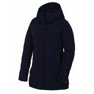 Dámský kabát Husky Nilit L Velikost: XL / Barva: tmavě modrá
