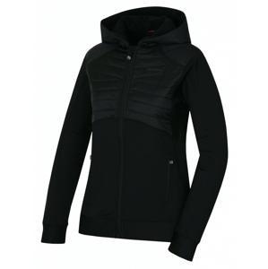 Dámská mikina Husky Airy L Velikost: XL / Barva: černá