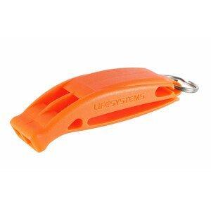 Píšťalka Lifesystems Safety Whistle Barva: oranžová