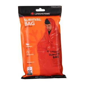 Vak pro přežití Lifesystems Survival Bag Barva: oranžová