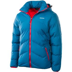 Pánská bunda Hi-Tec Socho Velikost: L / Barva: modrá