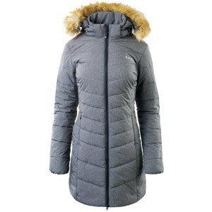 Dámská zimní bunda Hi-Tec Lady Gala Velikost: L / Barva: světle šedá