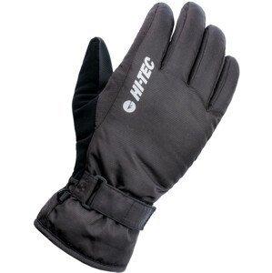 Rukavice Hi-Tec Lady Marys Velikost rukavic: L/XL / Barva: černá