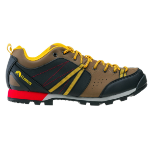 Pánské trekové boty Elbrus Togato Velikost bot (EU): 42 / Barva: hnědá
