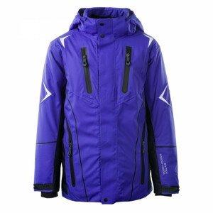 Dětská bunda Brugi 1AHC Velikost: 140-146 / Barva: tmavě modrá