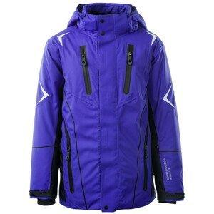 Dětská bunda Brugi 1AHC Velikost: 152-158 / Barva: tmavě modrá