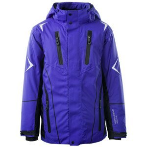 Dětská bunda Brugi 1AHC Velikost: 158-164 / Barva: tmavě modrá