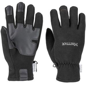 Pánské rukavice Marmot Infinium Windstopper Glove Velikost rukavic: L / Barva: černá