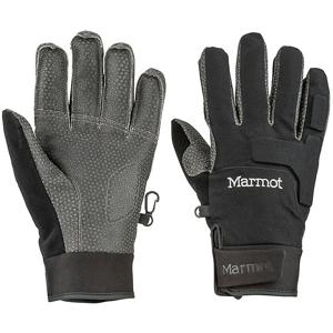 Pánské rukavice Marmot XT Glove Velikost rukavic: XL / Barva: černá