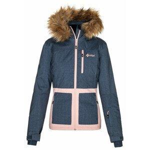 Dámská bunda Kilpi Tessa-W Velikost: M / Barva: tmavě modrá