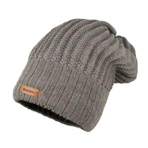 Zimní čepice Sherpa Beanie Mono Barva: šedá