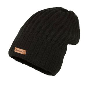 Zimní čepice Sherpa Beanie Mono Barva: černá