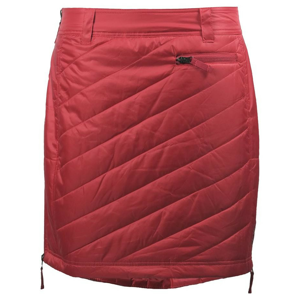 Zimní sukně Skhoop Sandy Short Velikost: XS (34) / Barva: červená