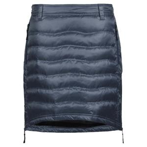 Péřová sukně Skhoop Short Down Velikost: M (38) / Barva: modrá