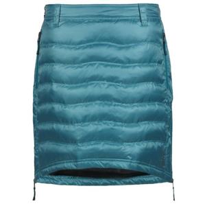Péřová sukně Skhoop Short Down Velikost: M / Barva: světle modrá