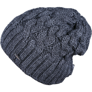 Zimní čepice Sherpa Serena Barva: šedá