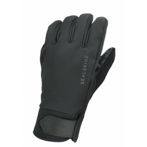 Nepromokavé rukavice Sealskinz WP All Weather Insulated Glove Velikost rukavic: L / Barva: černá