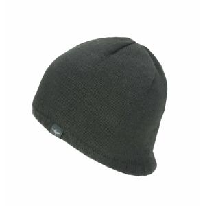 Nepromokavá čepice Sealskinz WP Cold Weather Beanie Velikost: L/XL / Barva: černá