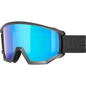 Lyžařské brýle Uvex Athletic CV 2030 Barva obrouček: černá