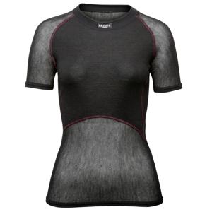 Brynje of Norway Dámské funkční triko Brynje Lady Wool Thermo light T-Shirt Velikost: S / Barva: černá