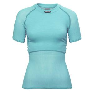 Brynje of Norway Dámské funkční triko Brynje Lady Wool Thermo light T-Shirt Velikost: M / Barva: světle modrá