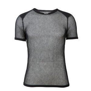Funkční triko Brynje of Norway Wool Thermo T-shirt Velikost: L / Barva: černá