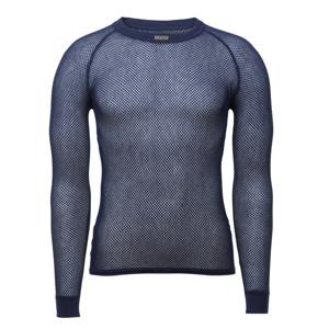 Brynje of Norway Pánské funkční triko Brynje Super Thermo T-shirt Velikost: XXL / Barva: modrá