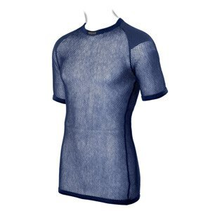 Brynje of Norway Pánské funkční triko Brynje Super Thermo T-shirt w/inlay Velikost: M / Barva: tmavě modrá