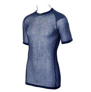Brynje of Norway Pánské funkční triko Brynje Super Thermo T-shirt w/inlay Velikost: XL / Barva: tmavě modrá