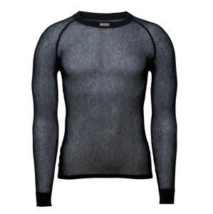 Brynje of Norway Pánské funkční triko Brynje Super Thermo Shirt Velikost: L / Barva: černá
