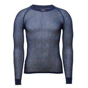 Brynje of Norway Pánské funkční triko Brynje Super Thermo Shirt Velikost: M / Barva: tmavě modrá