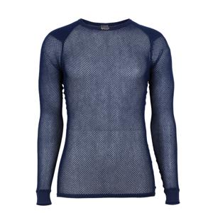 Brynje of Norway Pánské funkční triko Brynje Super Thermo Shirt w/inlay Velikost: M / Barva: tmavě modrá