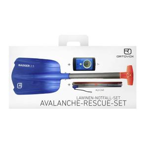 Lavinový set Ortovox Avalanche Rescue Set 3+ Barva: modrá