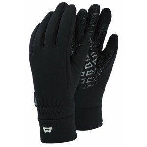 Pánské rukavice Mountain Equipment Touch Screen Grip Glove Velikost rukavic: M / Barva: černá