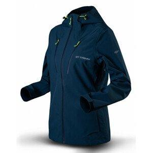 Pánská zimní bunda Trimm Intense Velikost: S / Barva: tmavě modrá