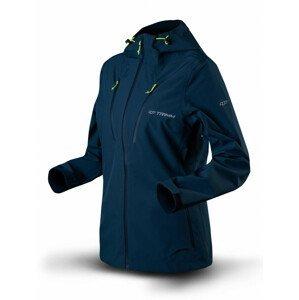 Dámská zimní bunda Trimm Intensa Velikost: M / Barva: tmavě modrá