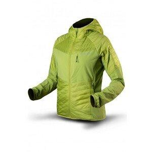 Dámská bunda Trimm Zena Velikost: L / Barva: lime/green