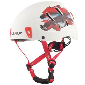 Přilba Camp Armour 2019 Velikost helmy: 50–57 cm / Barva: bílá/červená