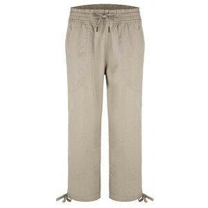 Dámské 3/4 kalhoty Loap Nalis Velikost: S / Barva: hnědá