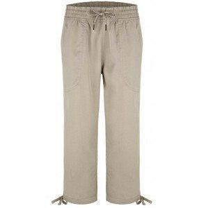 Dámské 3/4 kalhoty Loap Nalis Velikost: L / Barva: hnědá