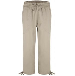 Dámské 3/4 kalhoty Loap Nalis Velikost: XL / Barva: hnědá