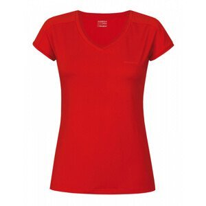 Dámské triko Husky Tonie L Velikost: M / Barva: červená